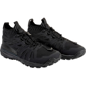 Mammut Saentis Knit Low Shoes Men black-phantom